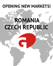 Opening new markets!